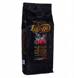 Kawa Ziarnista Lucaffe Mister Exclusive 1kg
